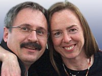 Leo Beck und Brigitte Beck